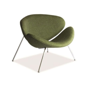 Scaun relaxare SL Major verde